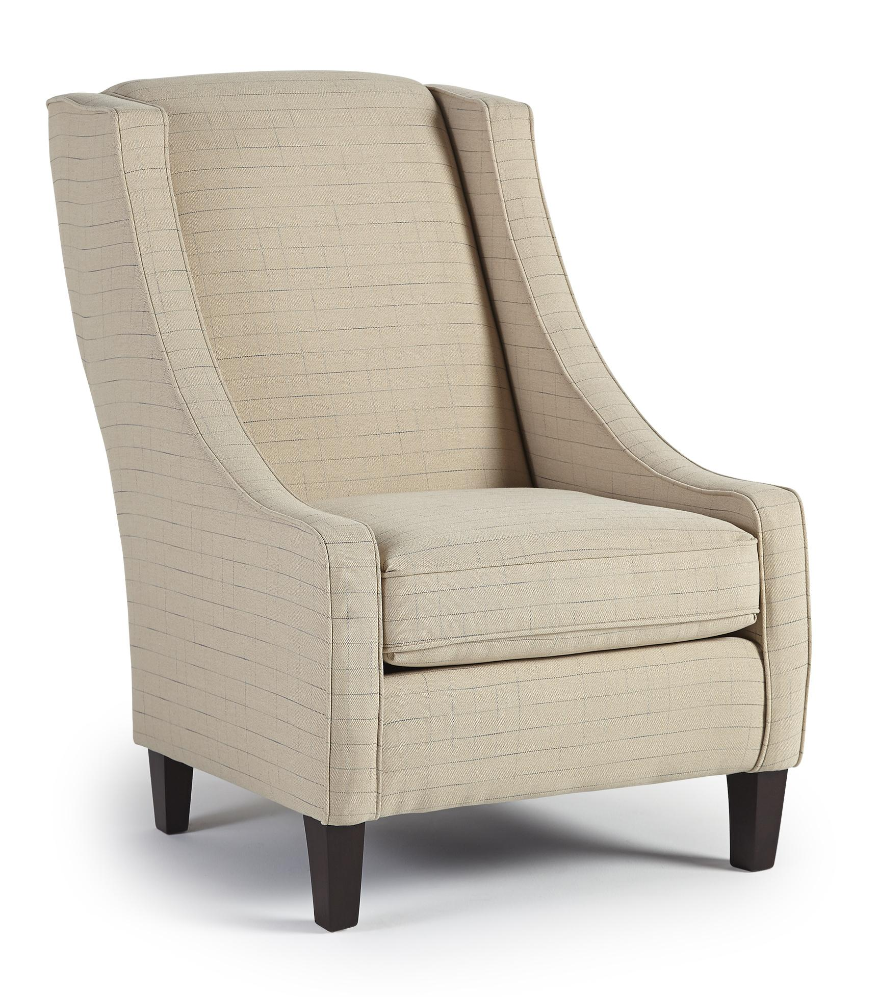 Club Chairs Janice Club Chair by Best Home Furnishings at Lapeer Furniture & Mattress Center