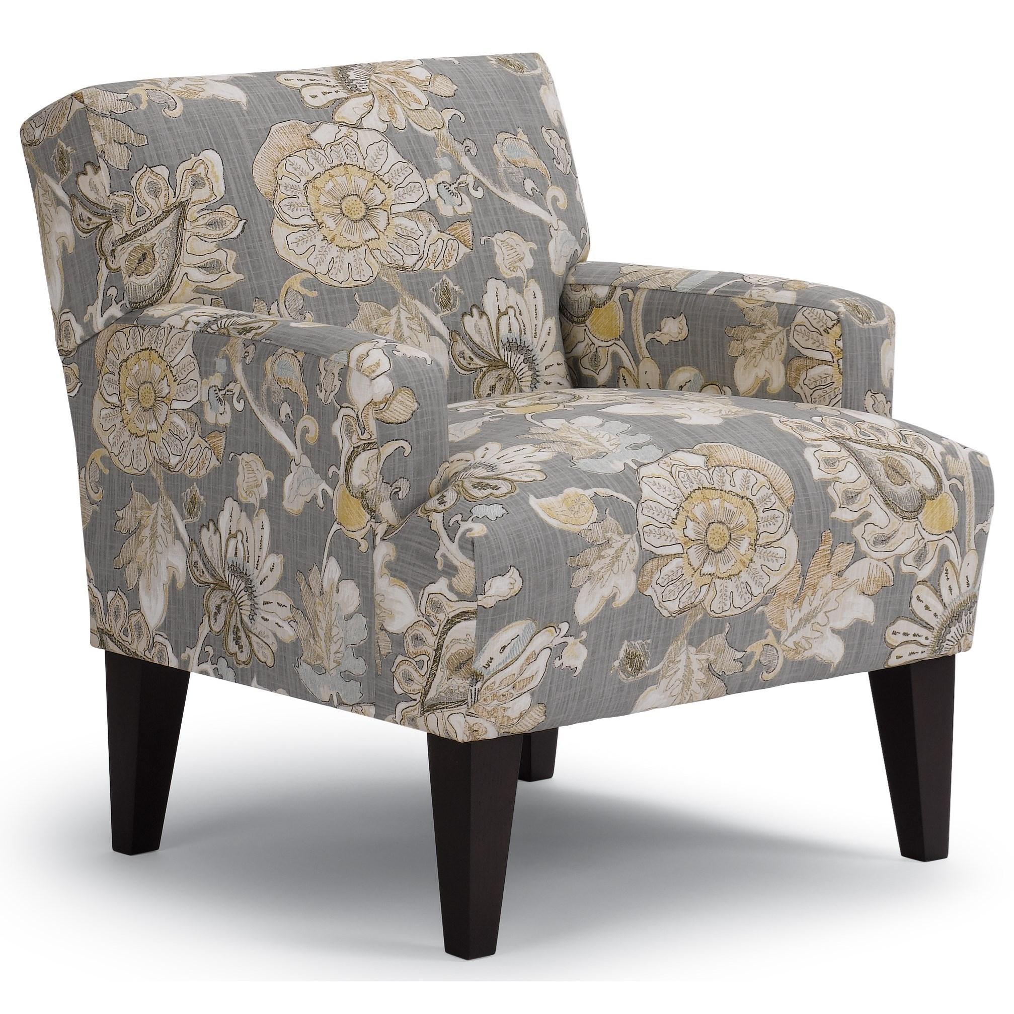 Club Chairs Randi Club Chair by Best Home Furnishings at Lapeer Furniture & Mattress Center