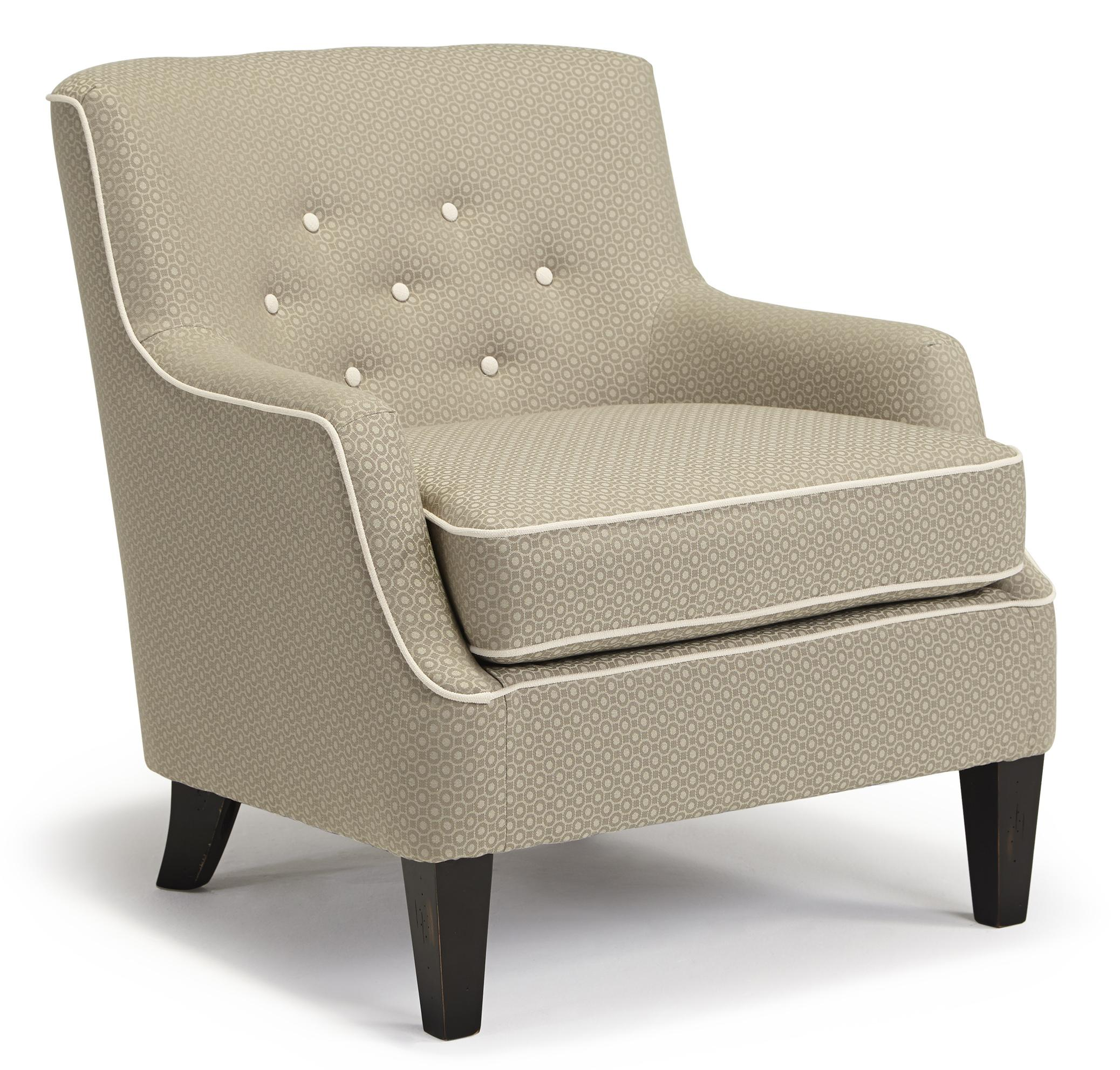 Club Chairs Cecil Club Chair by Best Home Furnishings at Lapeer Furniture & Mattress Center