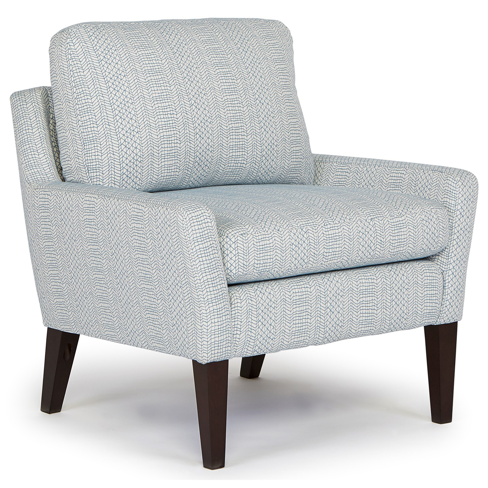 Simon Simon Club Chair by Best Home Furnishings at Walker's Furniture
