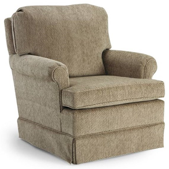Club Chairs Bruno Club Chair by Best Home Furnishings at Lapeer Furniture & Mattress Center