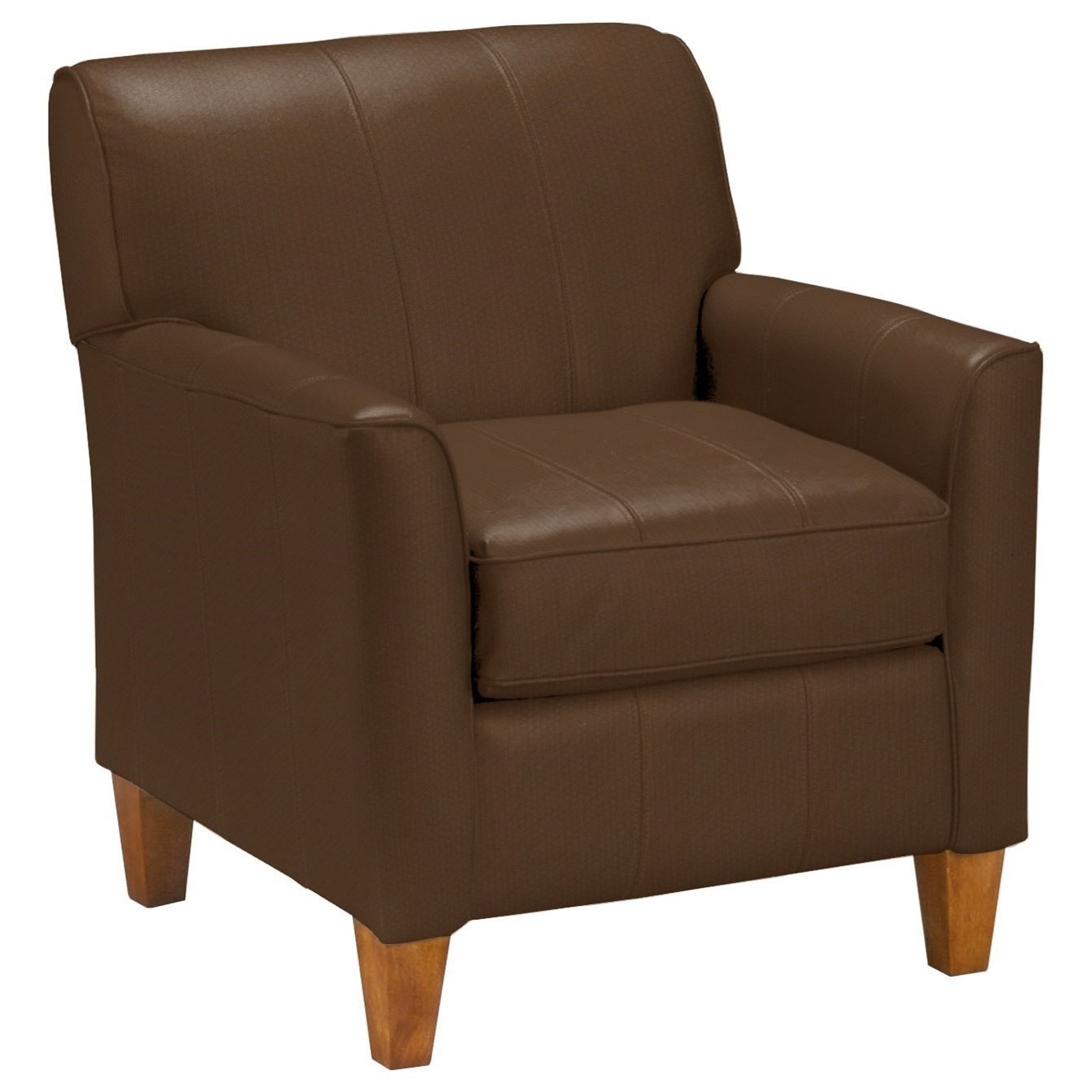 Club Chairs Risa Club Chair by Best Home Furnishings at Westrich Furniture & Appliances