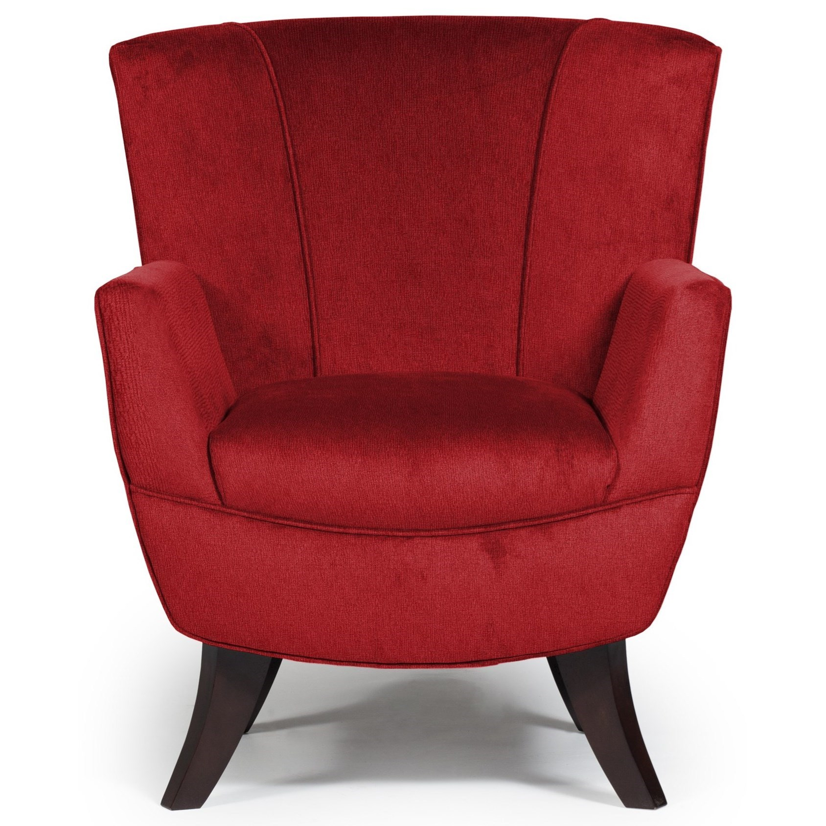 Club Chairs Bethany Club Chair by Best Home Furnishings at Steger's Furniture