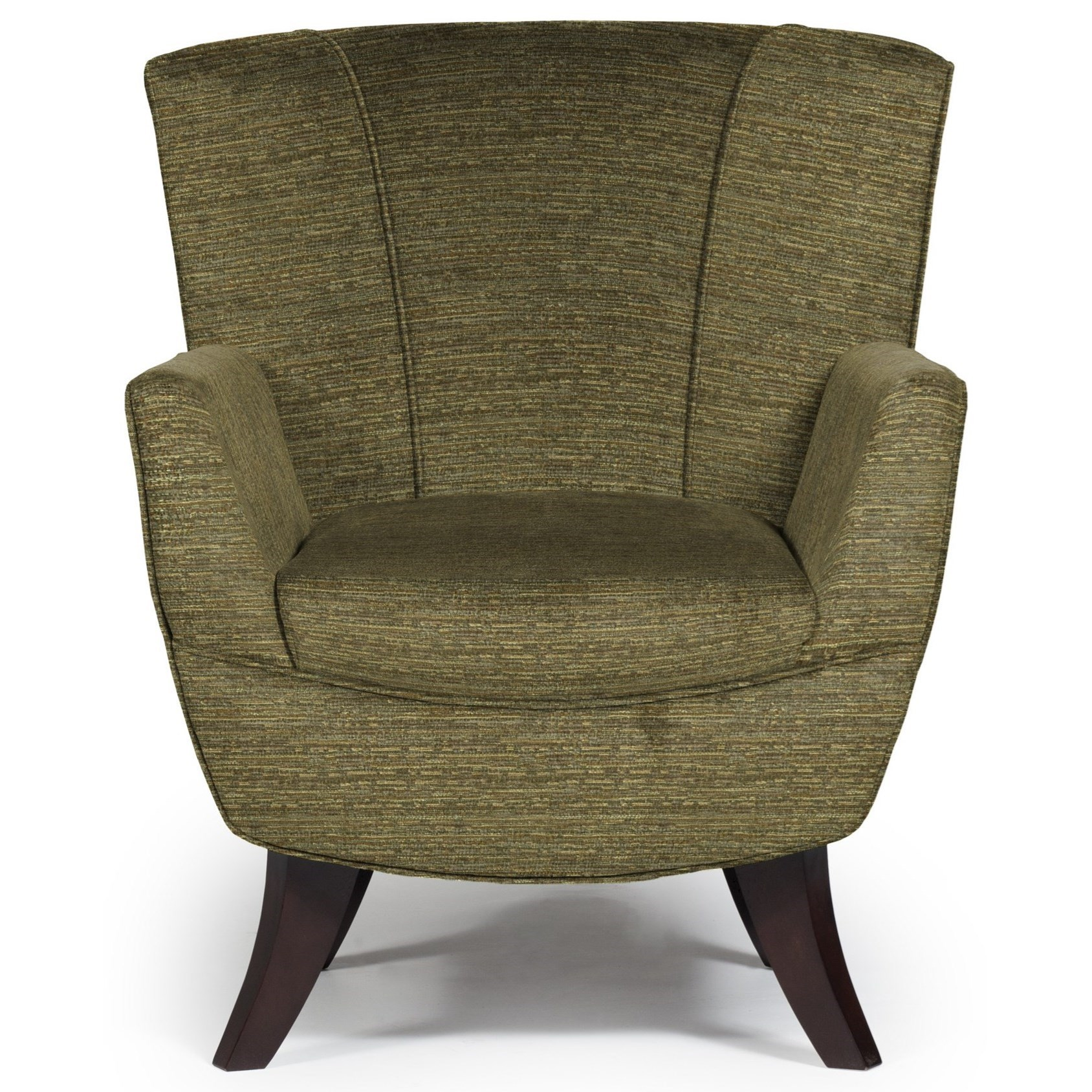 Club Chairs Bethany Club Chair by Best Home Furnishings at Virginia Furniture Market