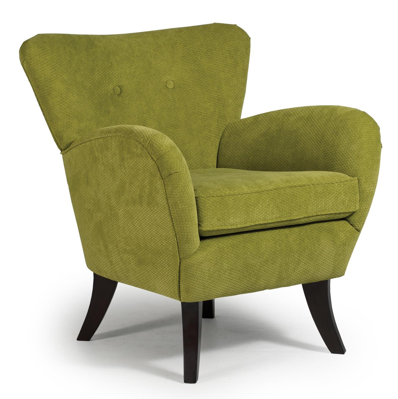Club Chairs Club Chair by Best Home Furnishings at Lapeer Furniture & Mattress Center