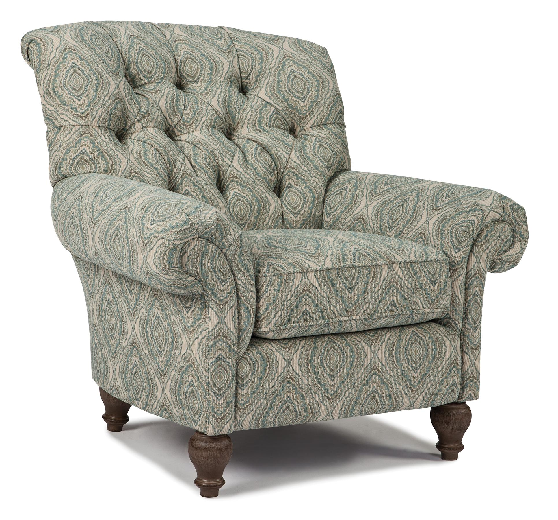 club Christabel Club Chair by Best Home Furnishings at Walker's Furniture