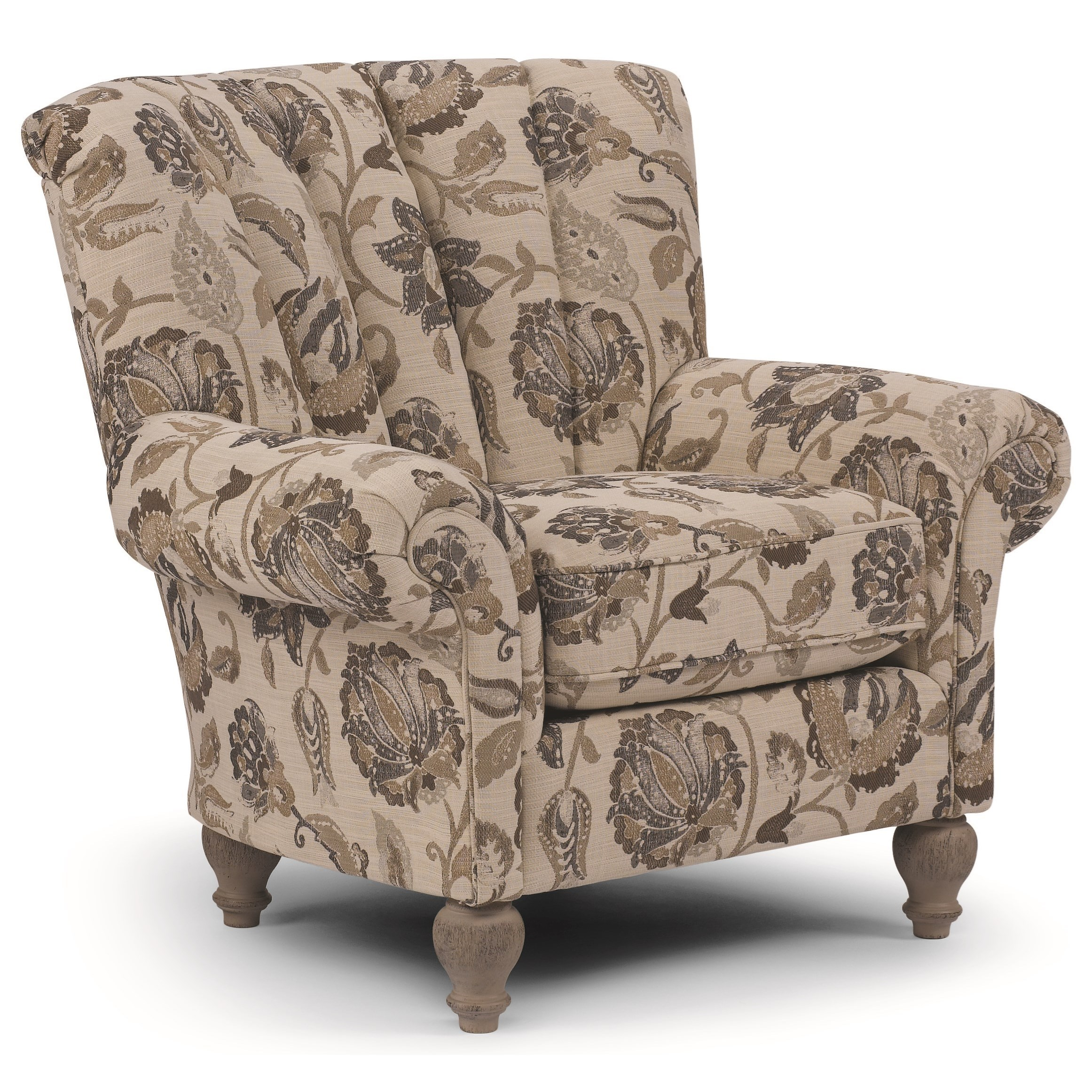 Marlow Club Chair by Best Home Furnishings at Best Home Furnishings