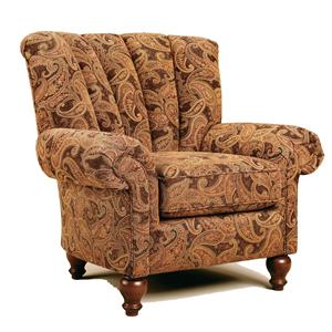 Best Home Furnishings Chairs - Club Marlow Club Chair