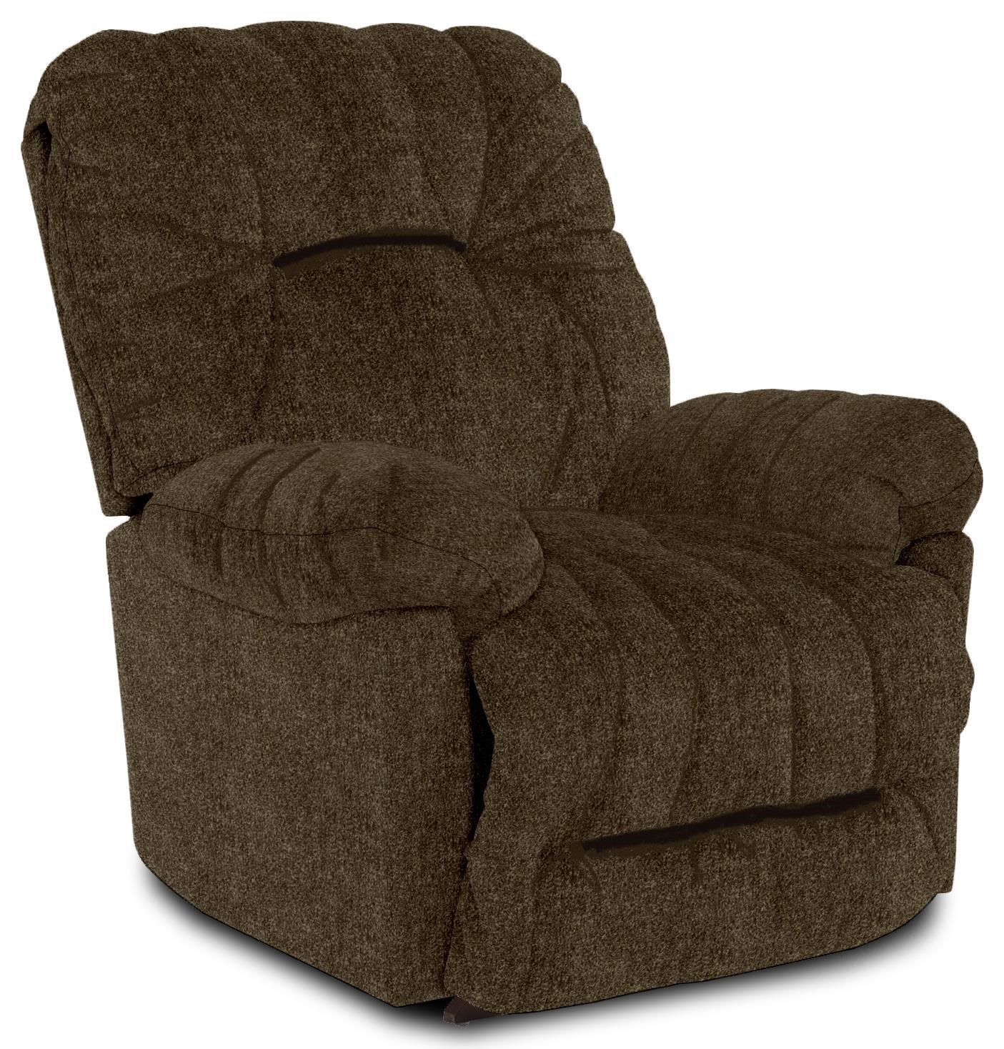 Homerun Power Headrest Rocking Recliner by Best Home Furnishings at Crowley Furniture & Mattress