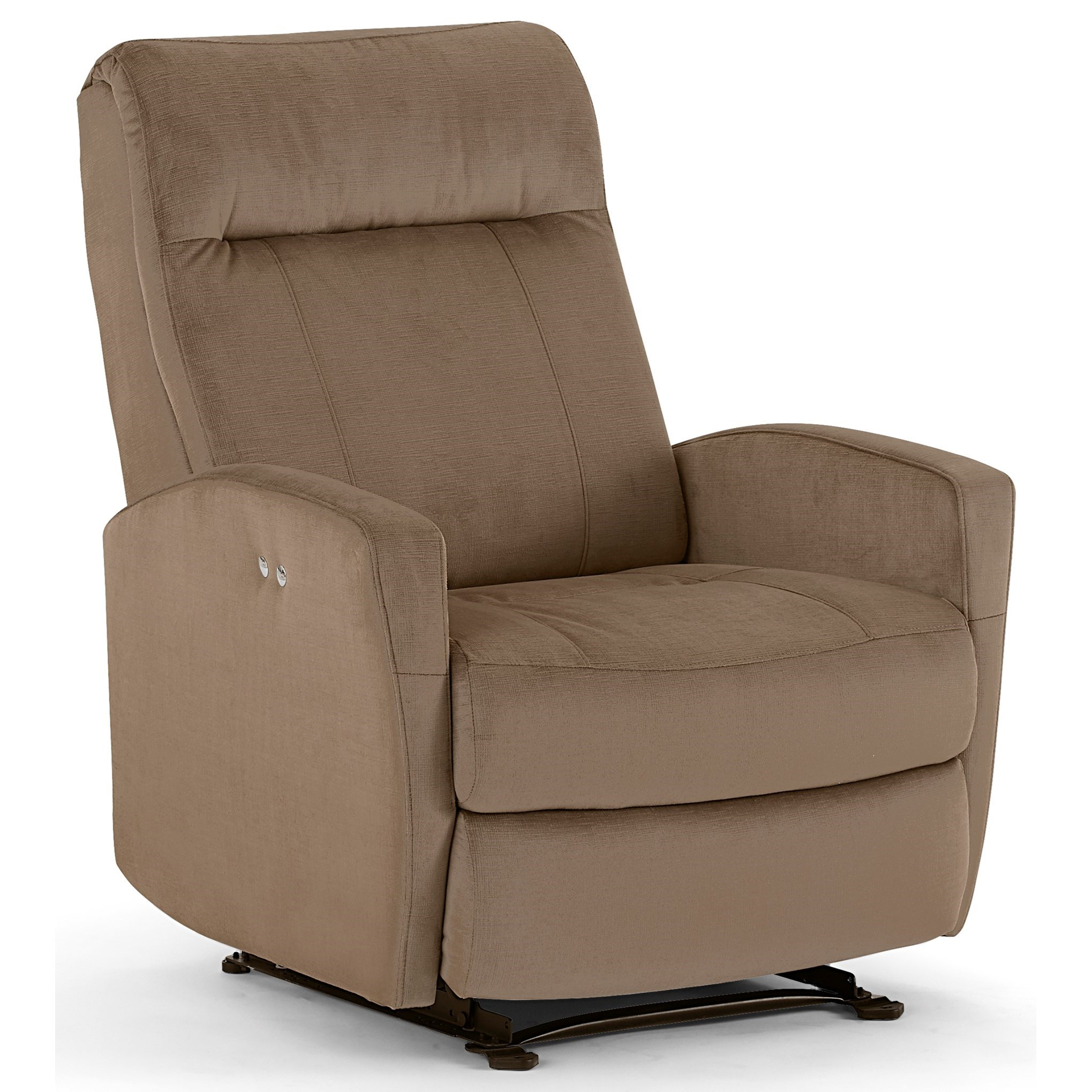 Costilla Space Saver Recliner by Best Home Furnishings at Baer's Furniture