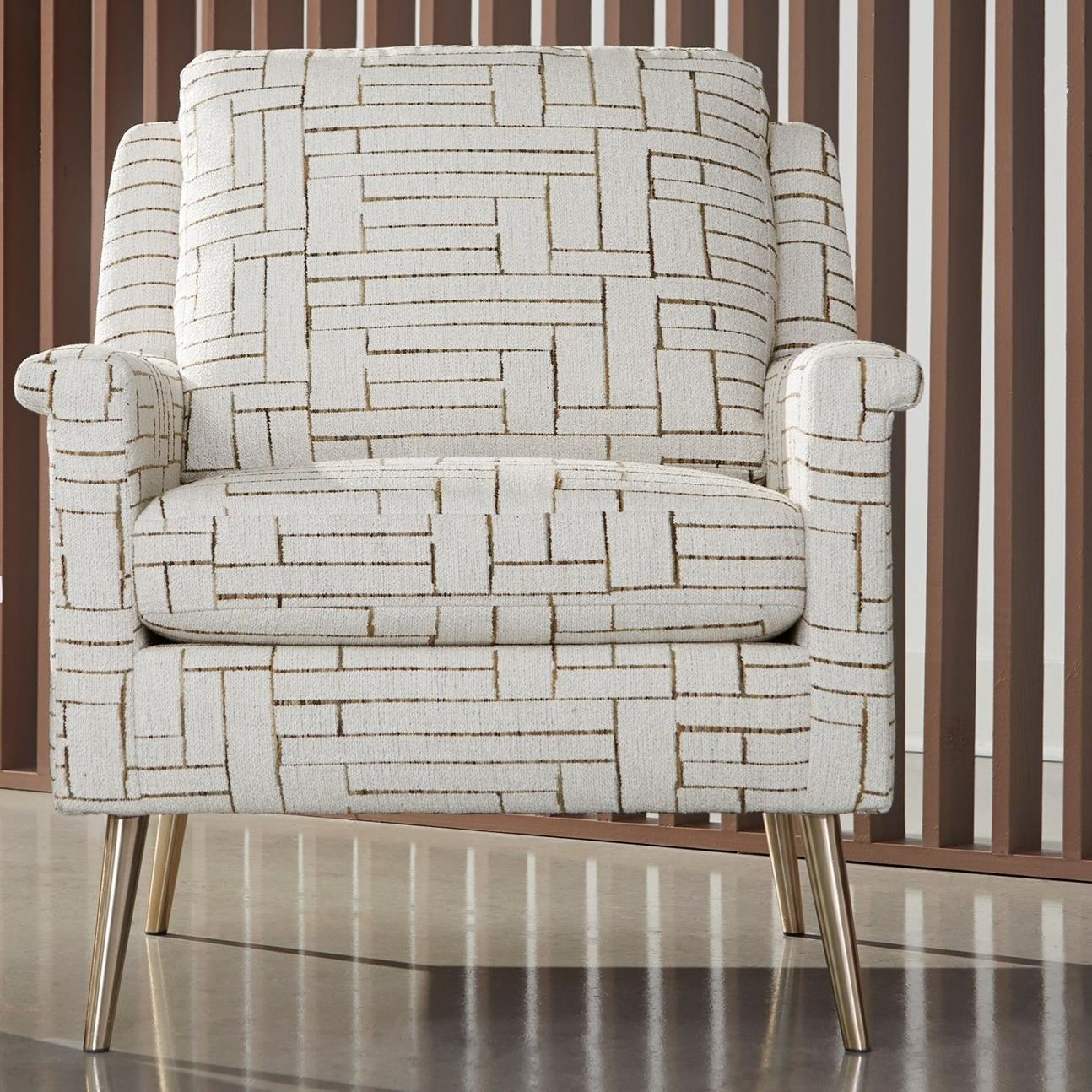 Dacey Chair by Best Home Furnishings at Saugerties Furniture Mart