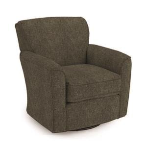 Dellis Swivel Glide Chair