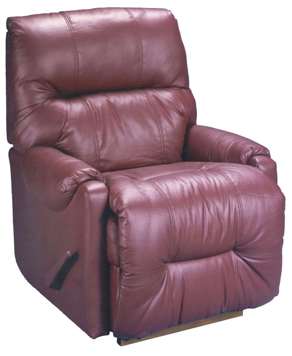 Dewey 9AW14 Swivel Rocker Recliner  by Best Home Furnishings at Baer's Furniture
