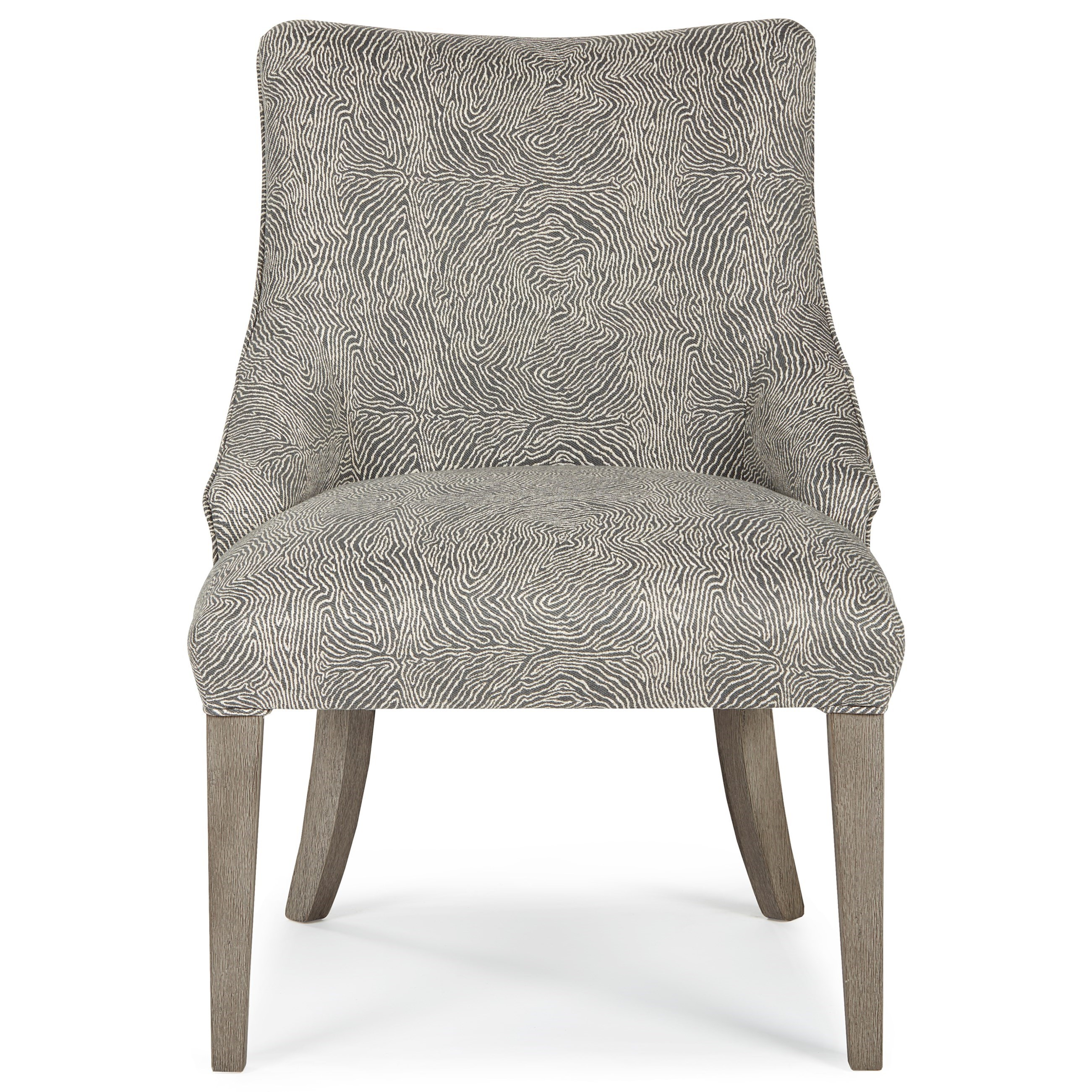 Elie Side Chair by Bravo Furniture at Bennett's Furniture and Mattresses