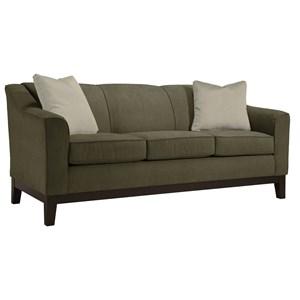 Morris Home Furnishings Emeline Customizable Sofa