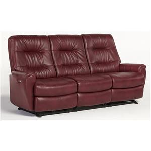 Best Home Furnishings Felicia  Reclining Sofa