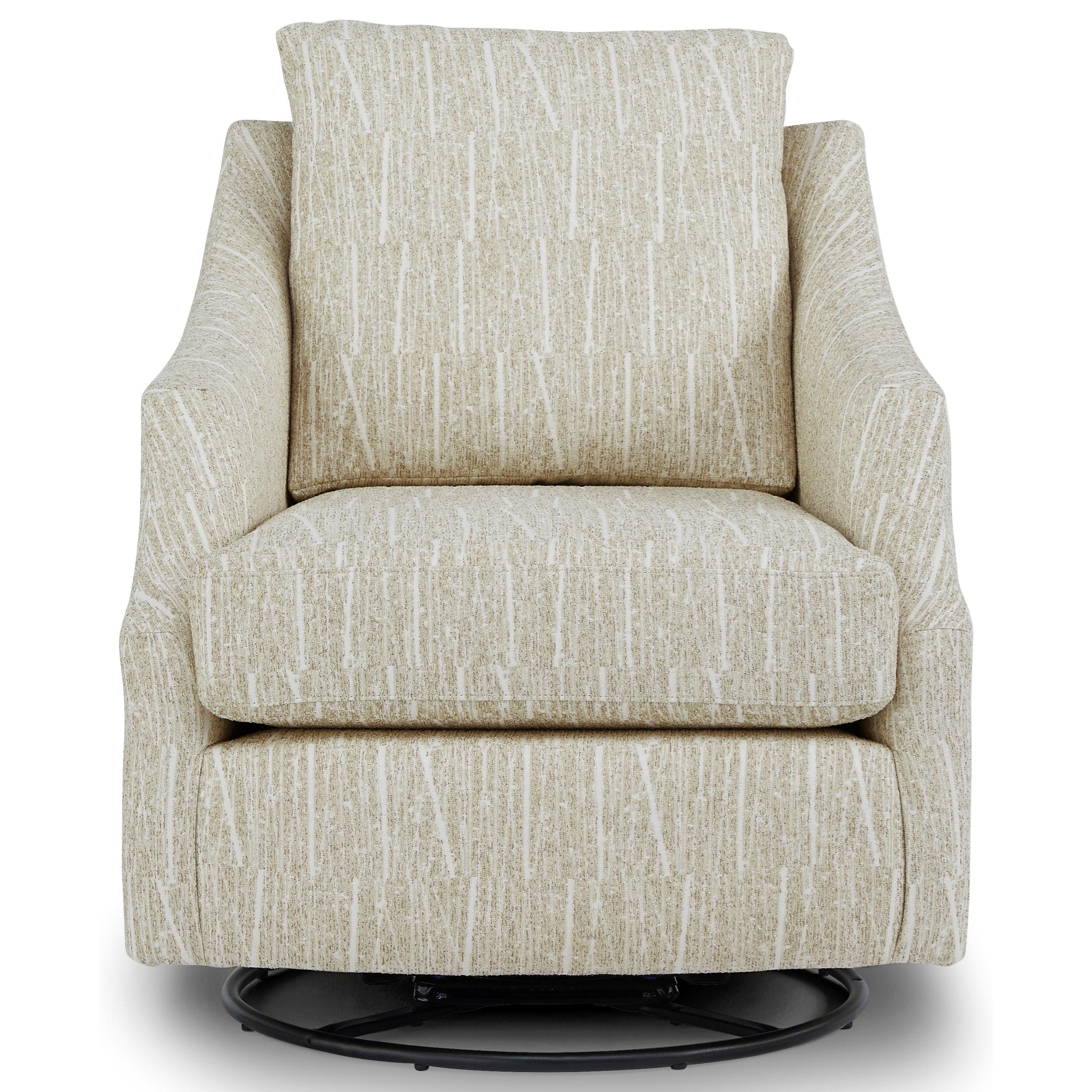 Flutter Swivel Glider by Best Home Furnishings at Walker's Furniture