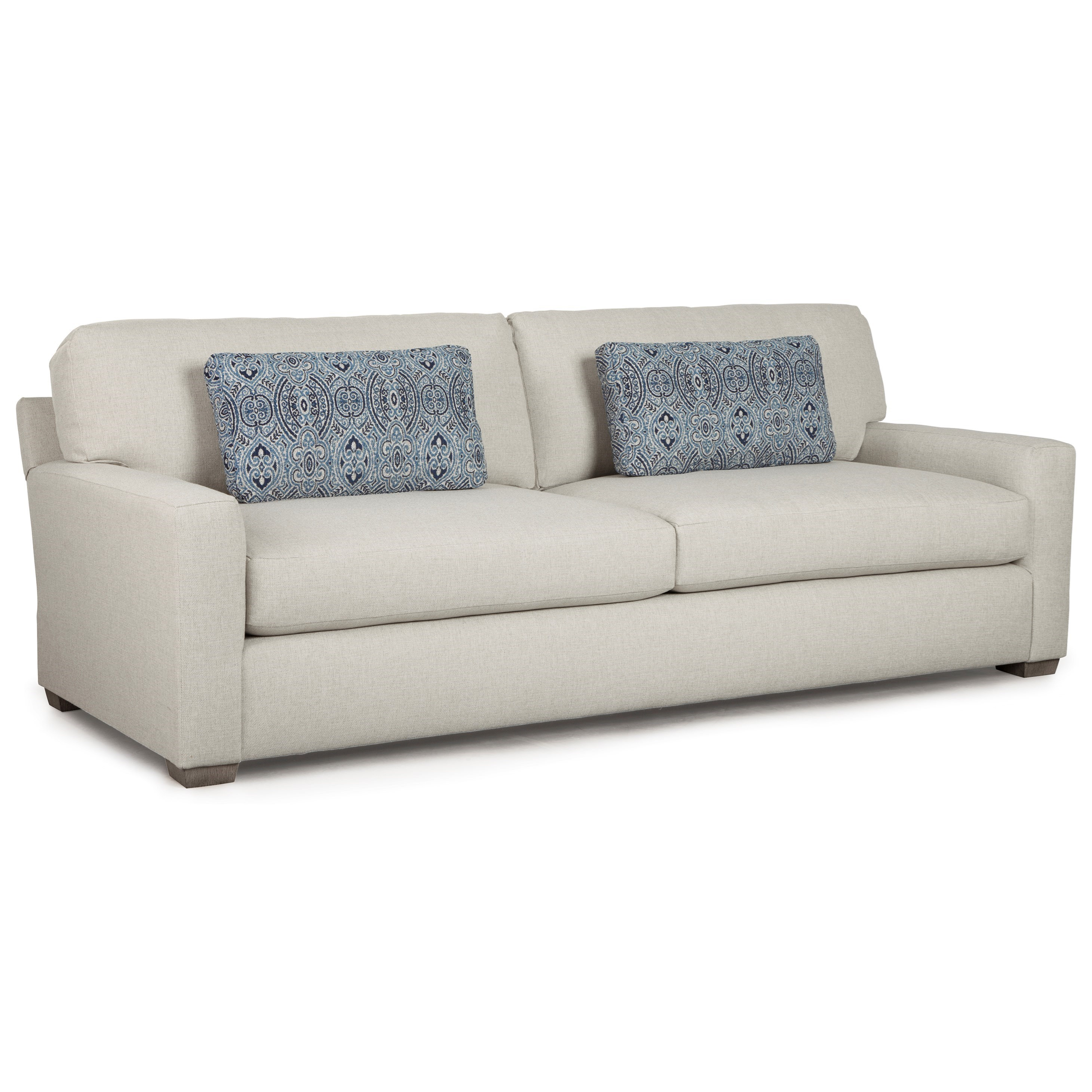 Hannah Stationary Sofa by Best Home Furnishings at Walker's Furniture