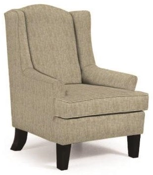 Hattie Hattie Accent Chair by Best Home Furnishings at Morris Home