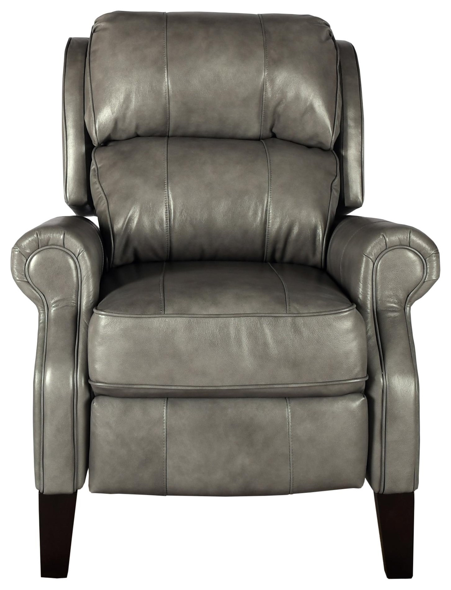Janae Leather Recliner by Bravo Furniture at Bennett's Furniture and Mattresses