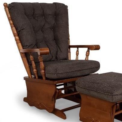 Jive Glide Rocker by Best Home Furnishings at Walker's Furniture