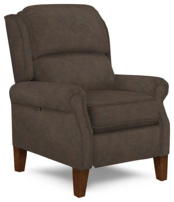 Jonah Hi-Leg Recliner by Best Home Furnishings at Crowley Furniture & Mattress