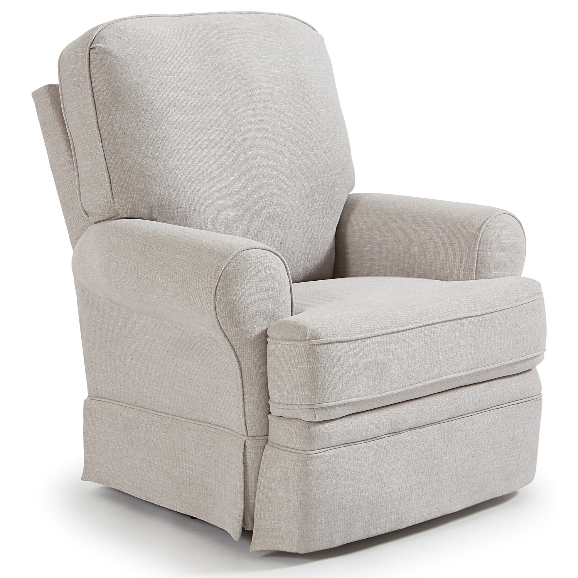 Juliana Swivel Glider Recliner by Best Home Furnishings at Walker's Furniture