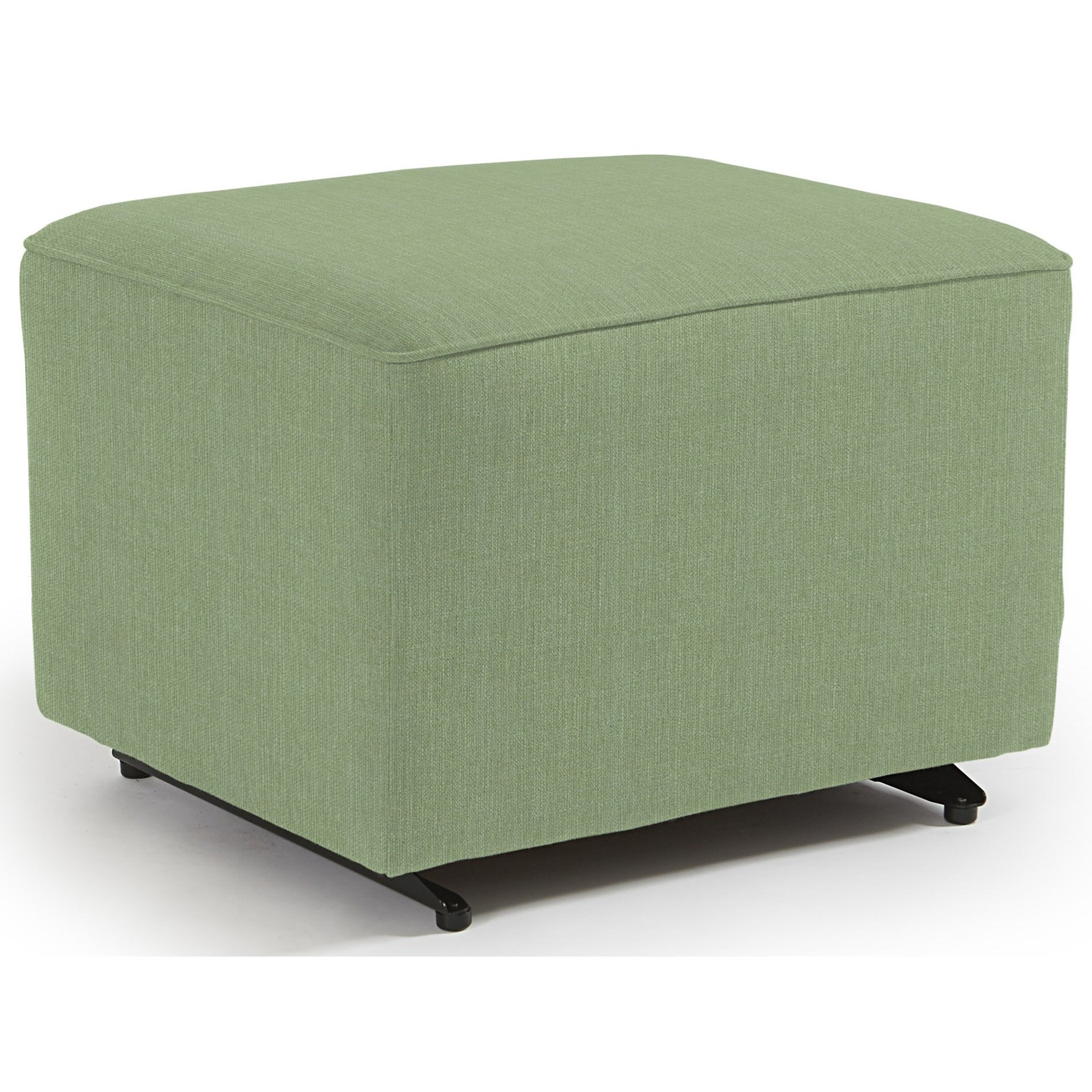 Kacey Ottoman W/ Glider Base by Best Home Furnishings at Rooms and Rest