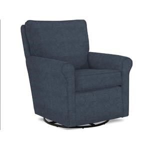 Casual Swivel Glider Chair