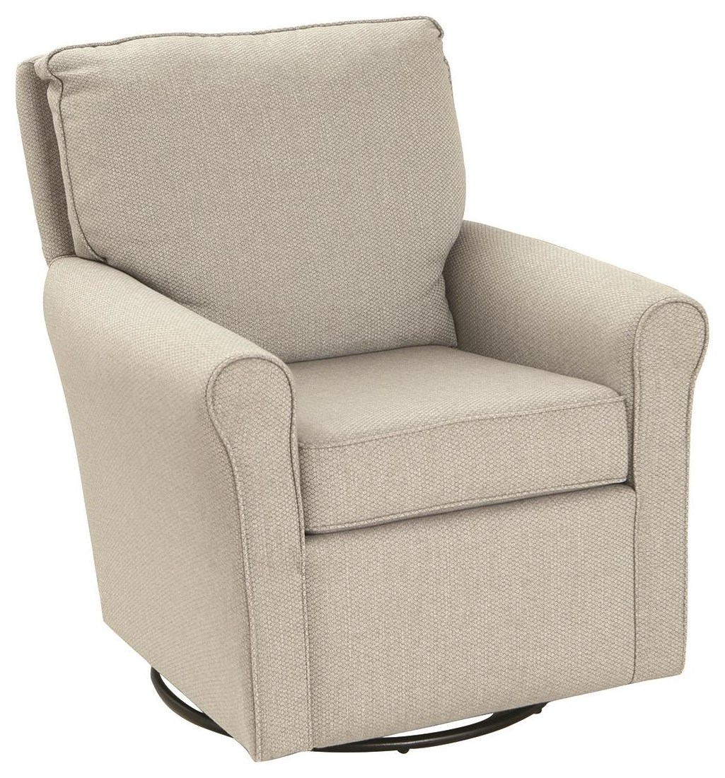 Kacey Swivel Glider Chair by Best Home Furnishings at Darvin Furniture