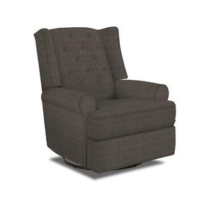 Crystal Swivel Glider Recliner