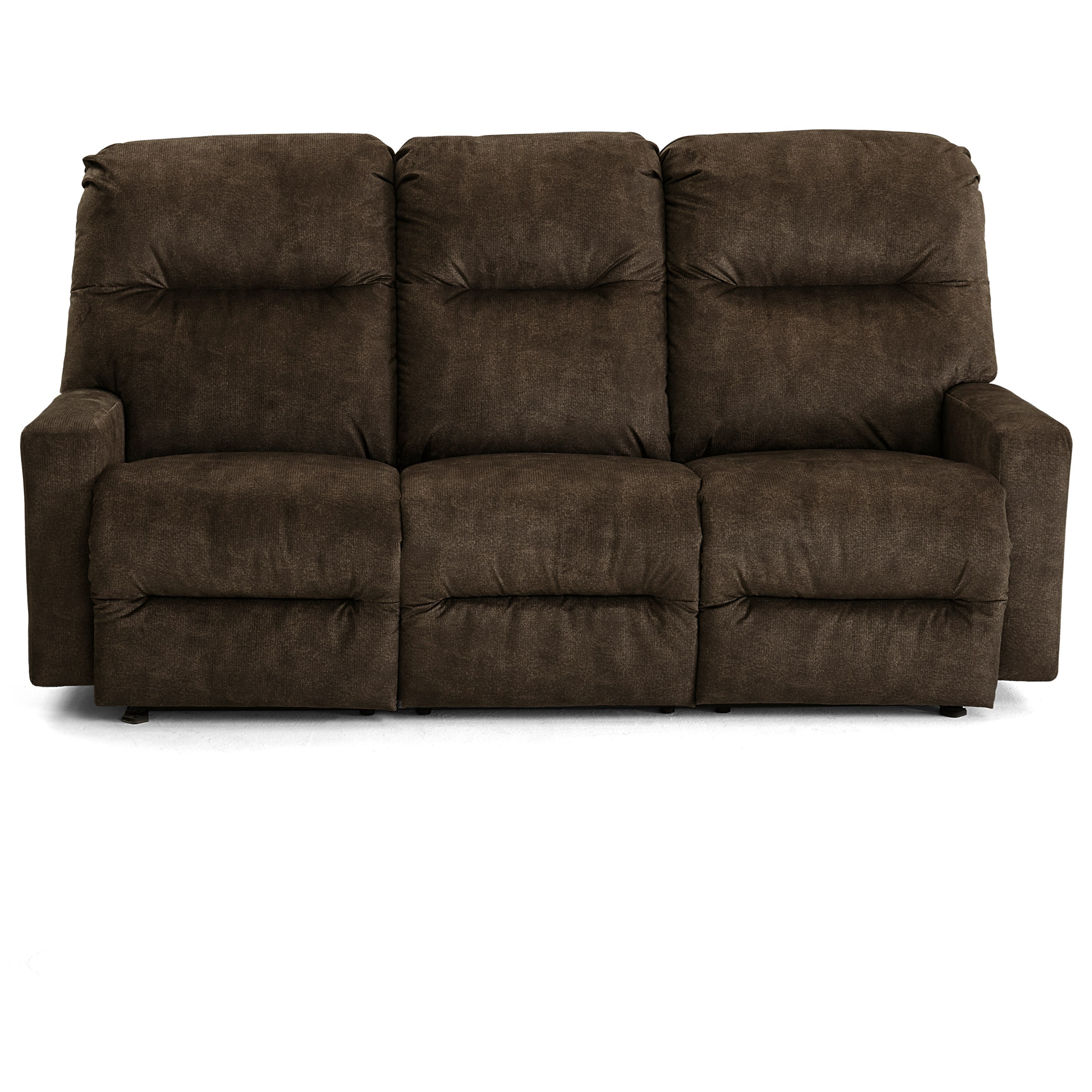 Kenley Power Reclining Space Saver Sofa by Best Home Furnishings at Baer's Furniture