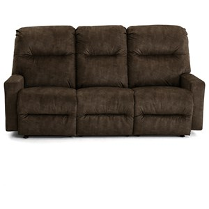 Reclining Space Saver Sofa