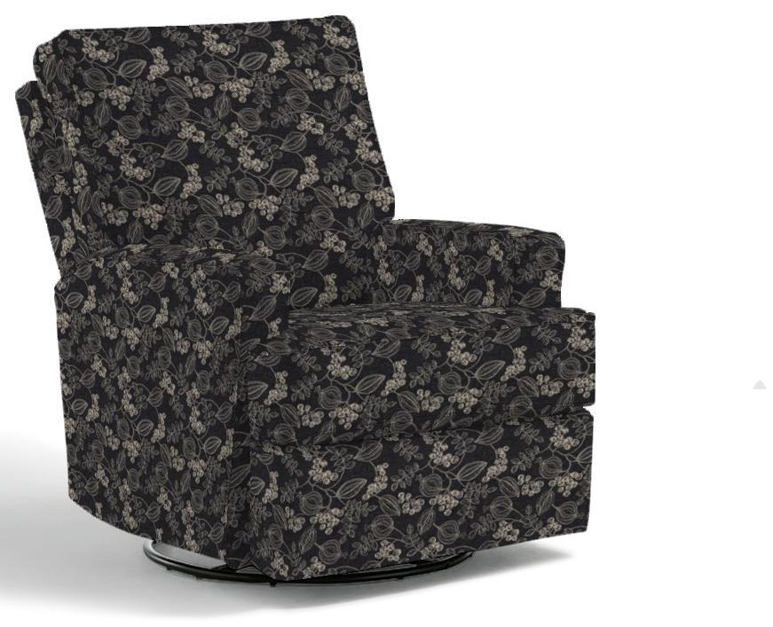 Abby Swivel Gliding Recliner by Best Home Furnishings at Crowley Furniture & Mattress