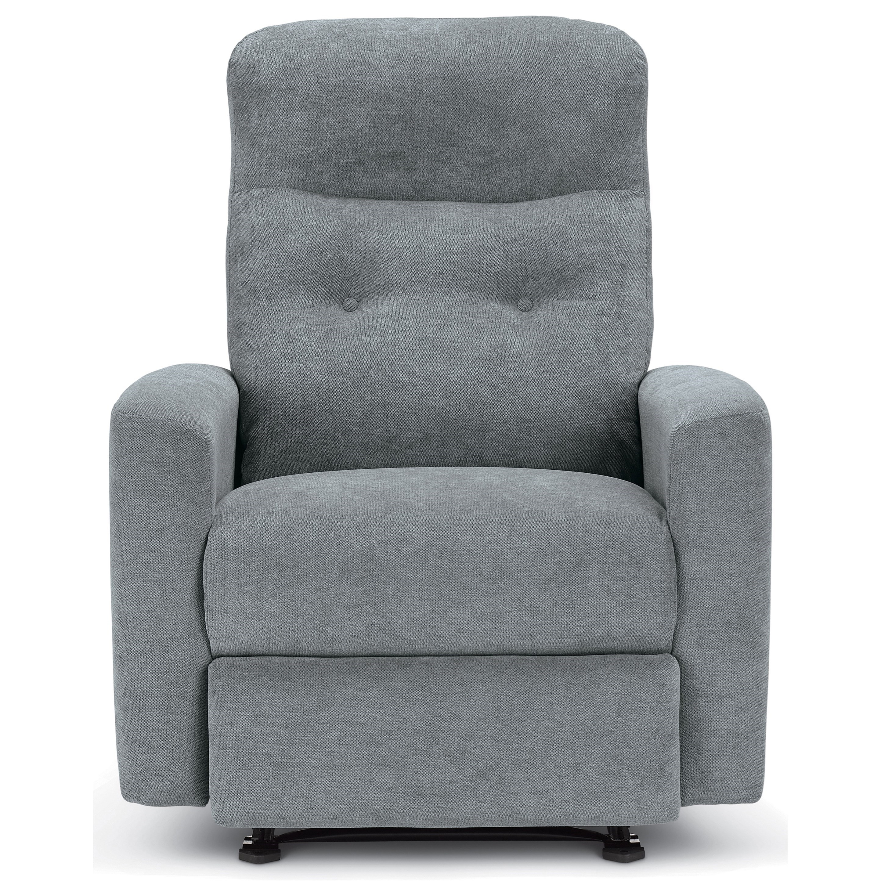 Luli Space Saver Recliner by Best Home Furnishings at Alison Craig Home Furnishings