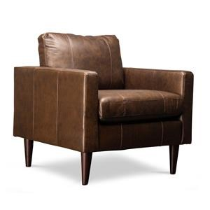 Madelyn Leather Chair