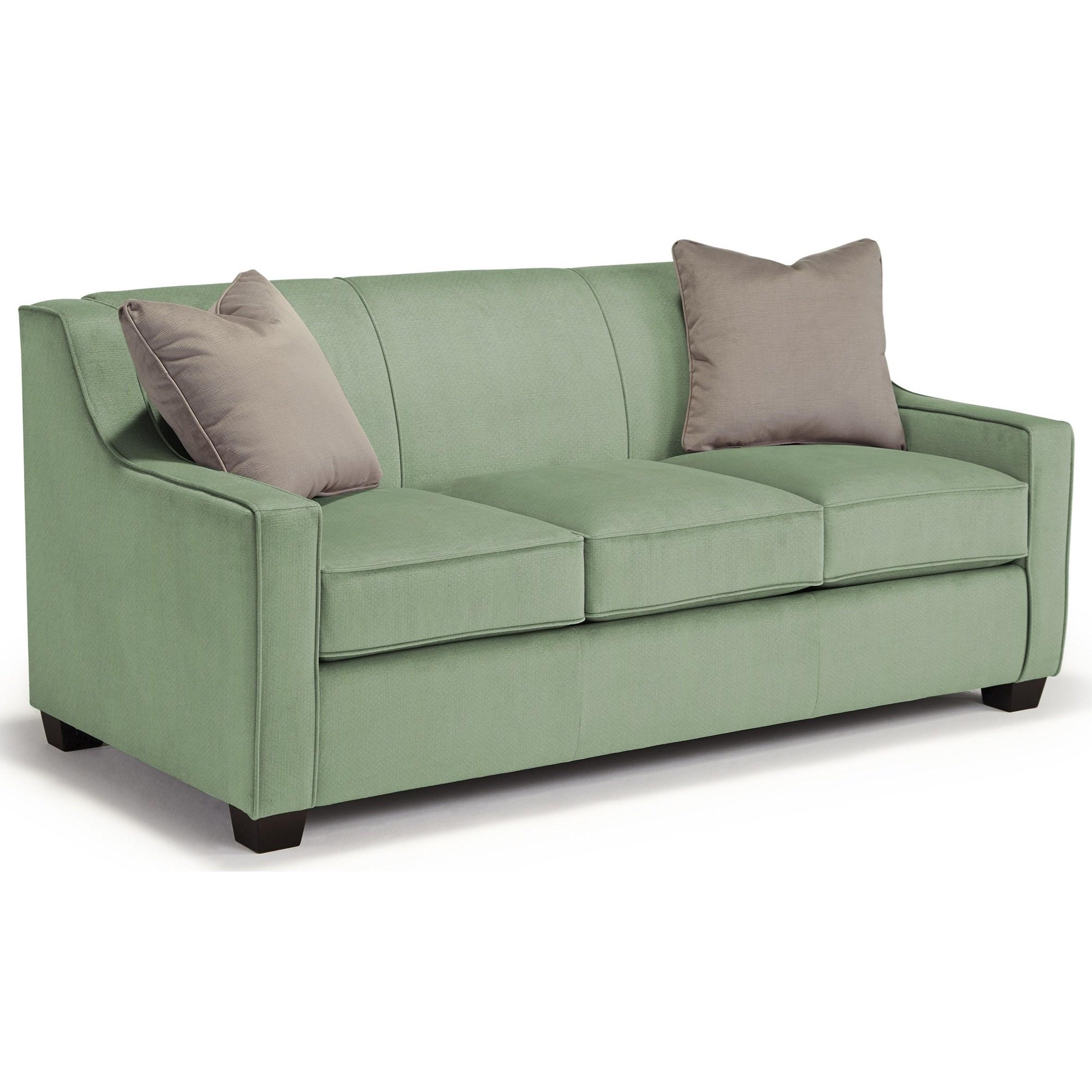 Marinette Full Sleeper by Best Home Furnishings at Pedigo Furniture