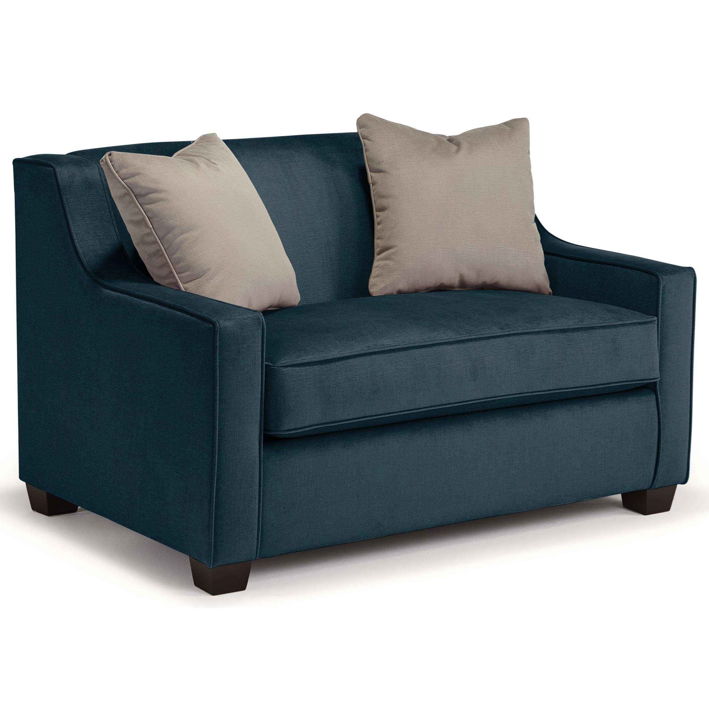 Marinette Twin Air Dream Sleeper Chair by Best Home Furnishings at Lapeer Furniture & Mattress Center