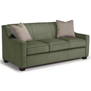 Full-Size Air Dream Sleeper with Toss Pillows