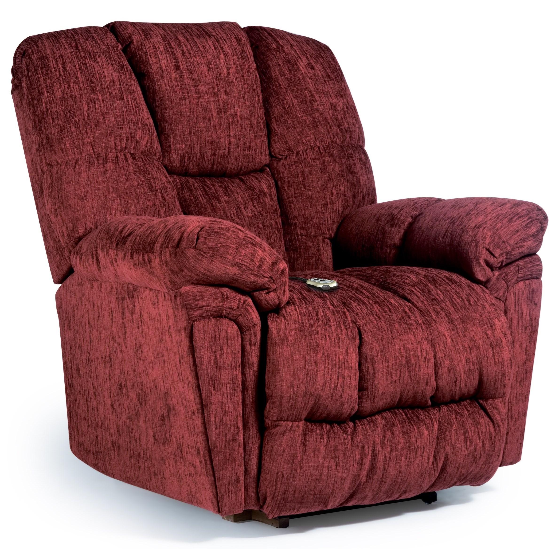 Maurer BodyRest Lift Recliner by Best Home Furnishings at Saugerties Furniture Mart