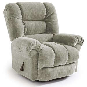 Seger Swivel Gliding Reclining Chair