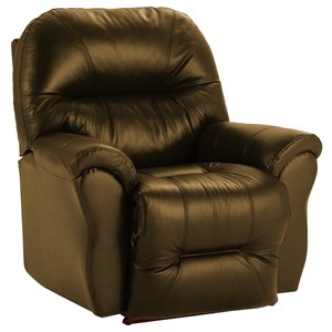 Best Home Furnishings Recliners - Medium Bodie Power Rocker Recliner