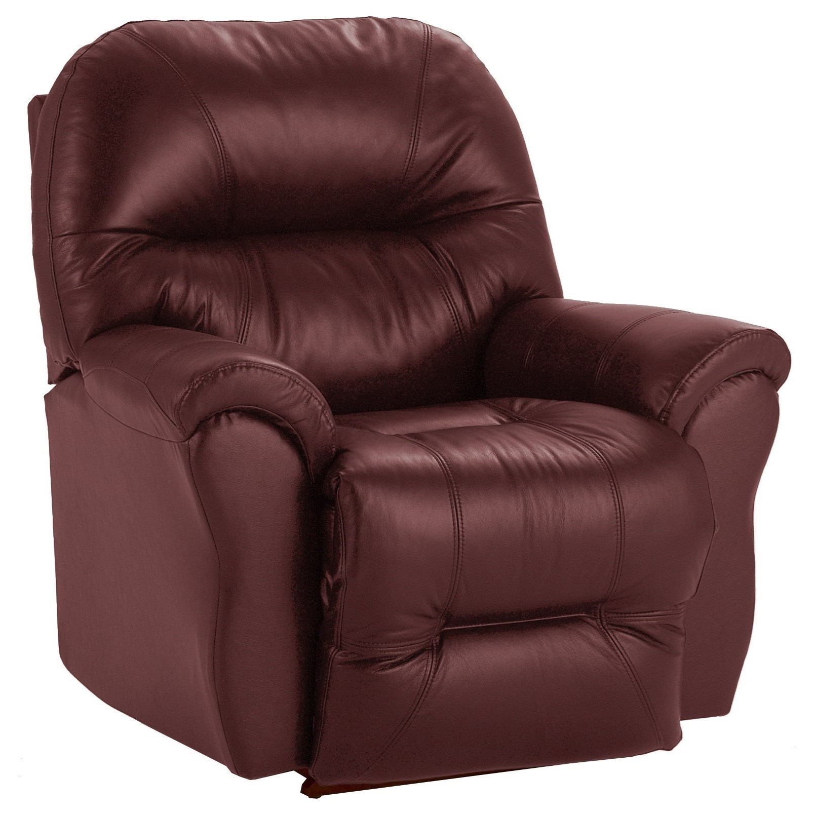 Medium Recliners Bodie Power Rocker Recliner by Best Home Furnishings at Virginia Furniture Market