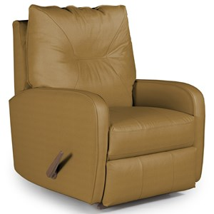 Best Home Furnishings Medium Recliners Ingall Rocker Recliner