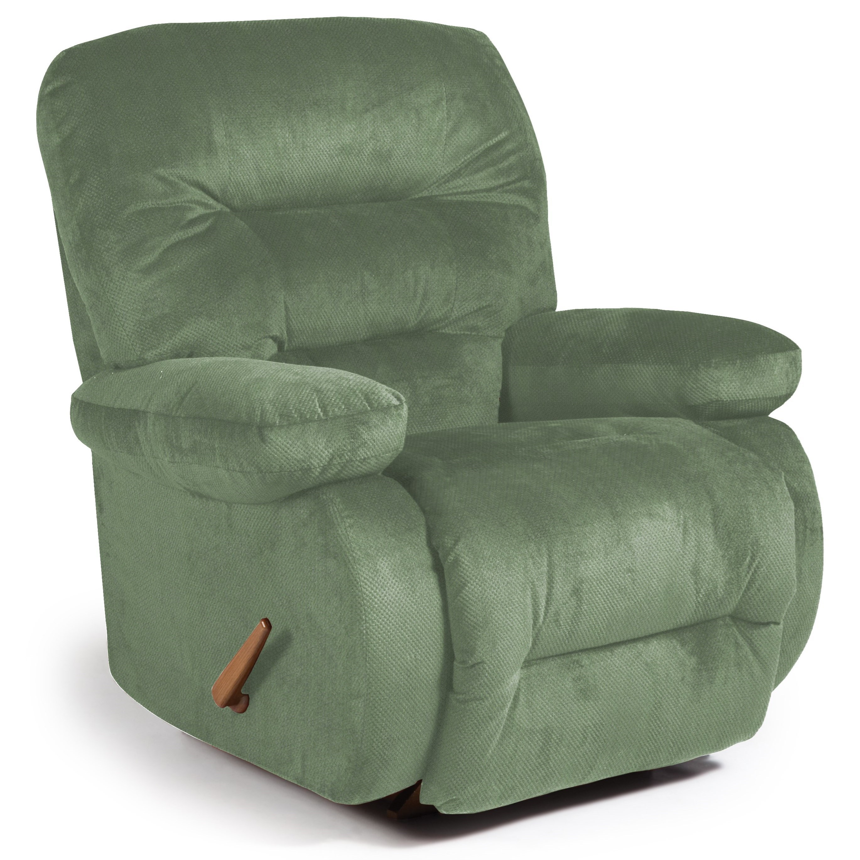 Medium Recliners Maddox Rocker Recliner by Best Home Furnishings at Fashion Furniture