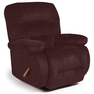 Best Home Furnishings Recliners - Medium Maddox Rocker Recliner