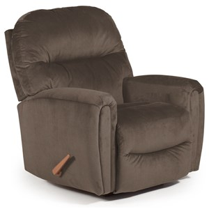 Best Home Furnishings Recliners - Medium Markson Power Rocker Recliner