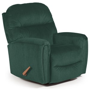 Best Home Furnishings Recliners - Medium Markson Space Saver Recliner