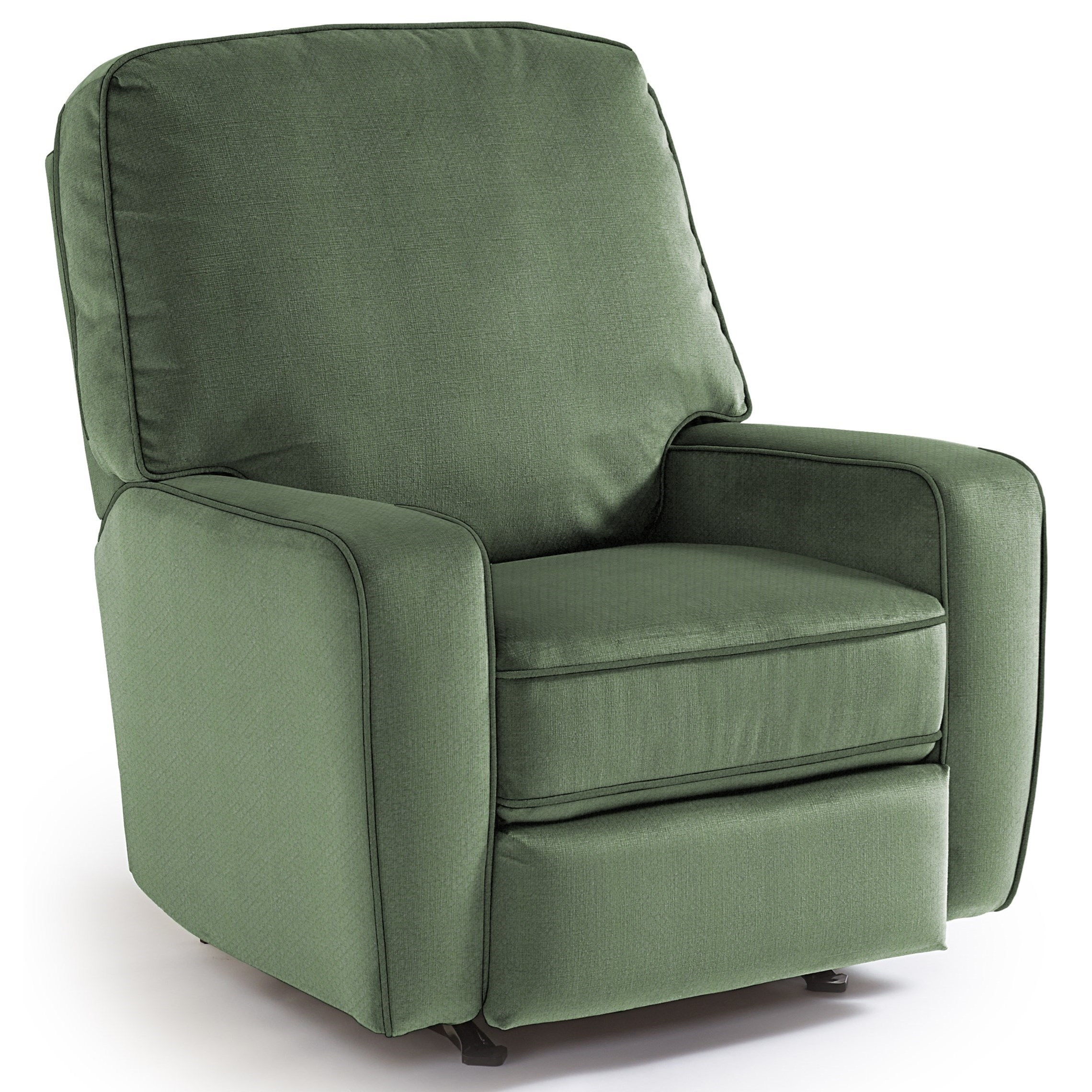 Medium Recliners Bilana Swivel Glider Recliner by Bravo Furniture at Bennett's Furniture and Mattresses