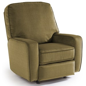 Bilana Swivel Glider Reclining Chair